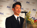 「オリンピックで金メダルを」-男子フィギュアスケート代表の高橋大輔選手に聞く