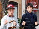 「目標は世界チャンピオン」-真正ボクシングジム所属の久保隼選手と与那覇勇気選手に聞く